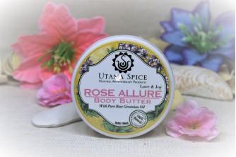 Rose Allure Body Butter 100ml