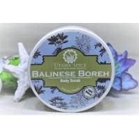 Balinese Boreh Body Scrub 150g