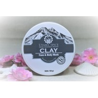 CLAY face & body Mask